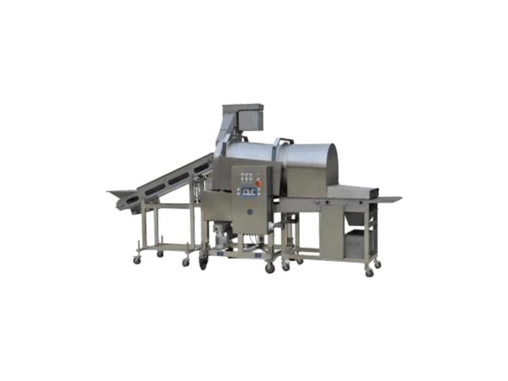drum breading machine
