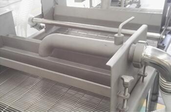 battering machine slurry pump