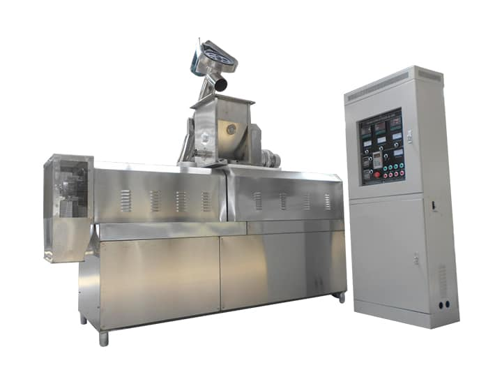 snack puffing machine