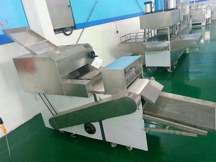 Nigeria chin chin cutting machine