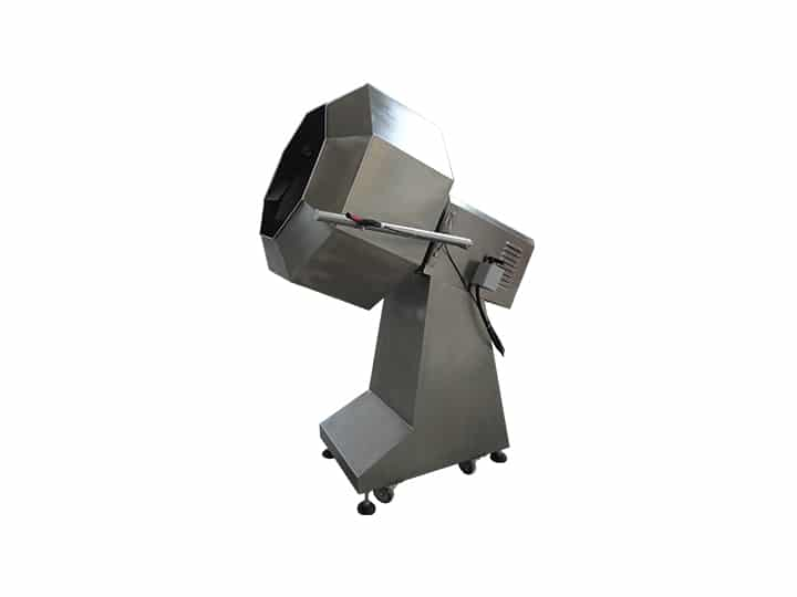 coated peanut seasoning machine