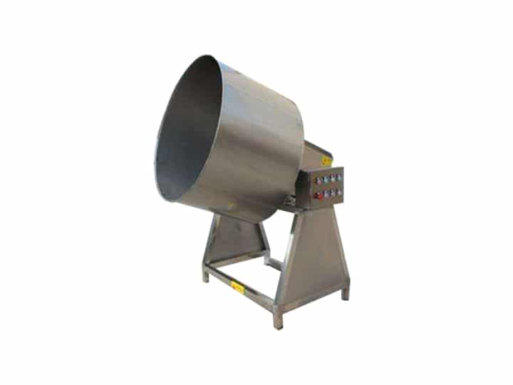 nut coating machine