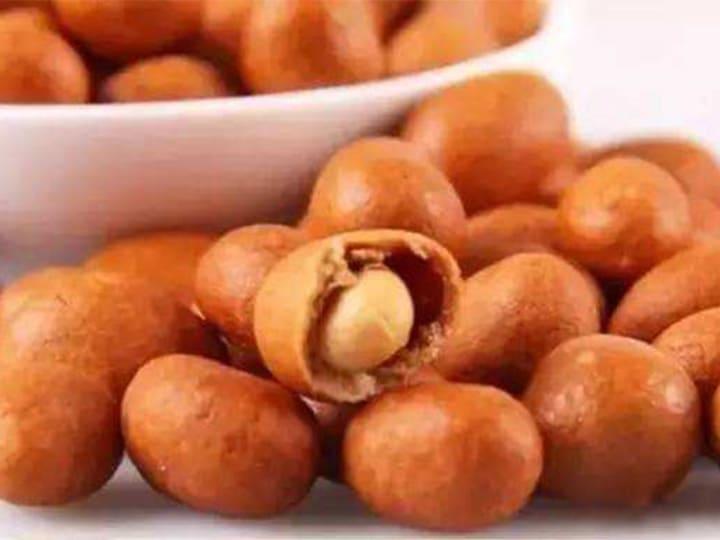 roasted flour coated peanut