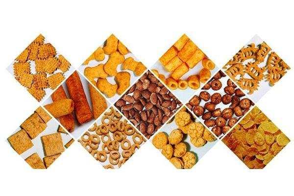 food seasoning machine for puffed snacks