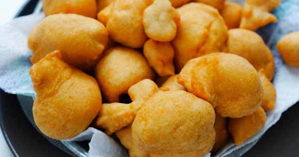 Nigeria Akara balls