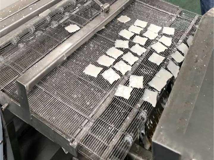 automatic tempura batter machine