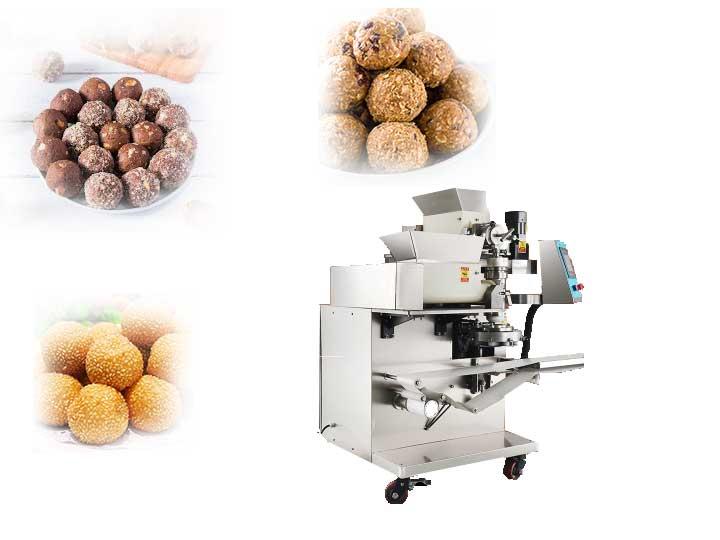 commercial sesame ball making machine
