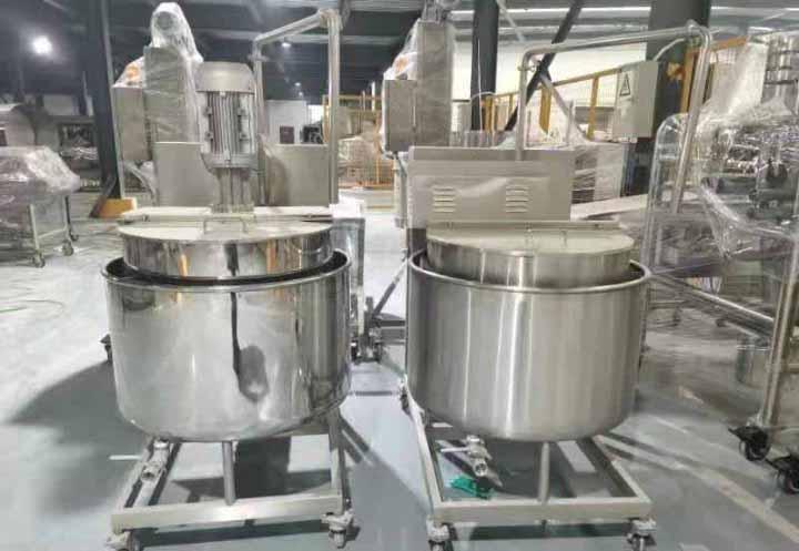 tempura batter making machine