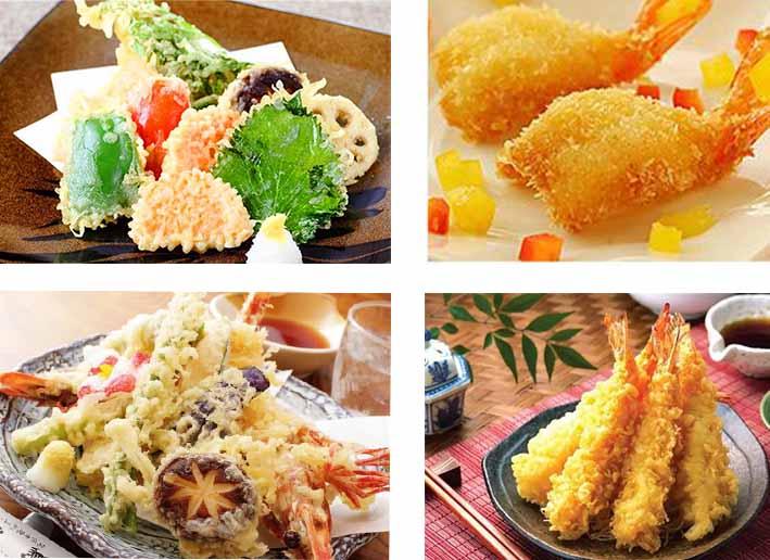 tempura products