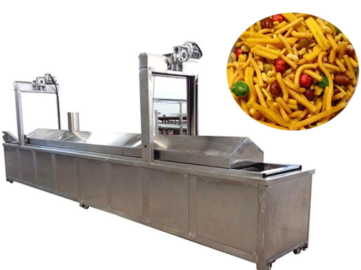 Namkeen frying machine