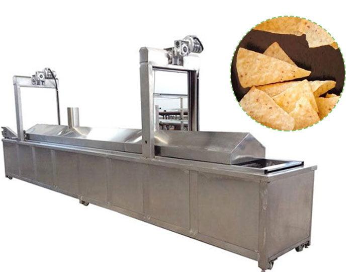 corn tortilla fryer
