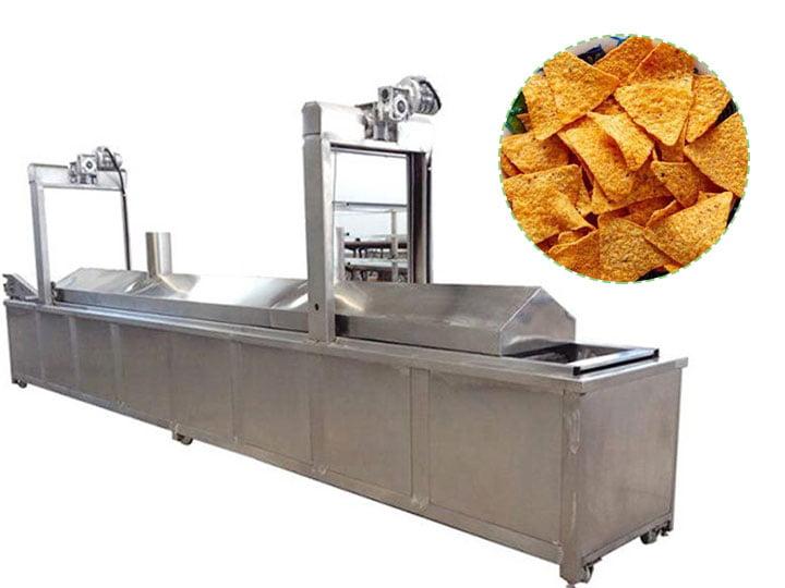 tortilla chips fryer