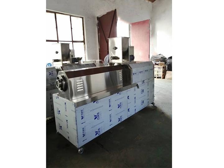 puffing machine manufacturer