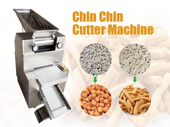 Chin chin cutter