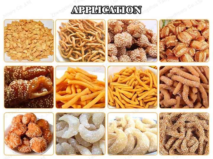 pasta snacks